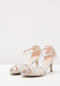 Paradox London Pink - MELBY - Sandals - silver - 3