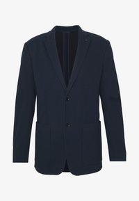 Calvin Klein Tailored - DOUBLE STRUCTURE - Blazer jacket - blue - 5