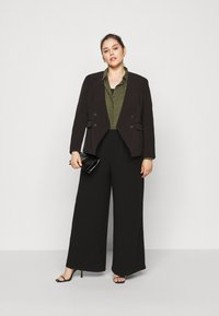 CAPSULE by Simply Be - OLIVIA NEW STYLE TROPHY - Blazer - black - 1