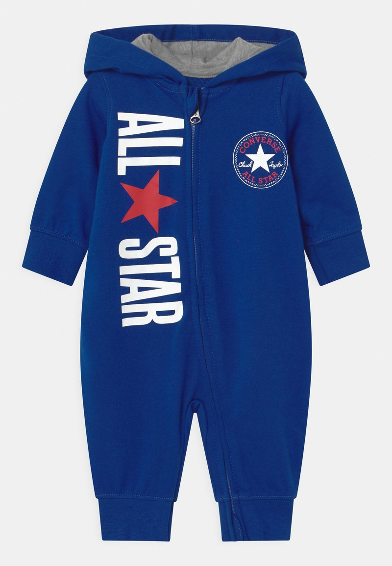 Converse - COSMIC HOODED UNISEX - Overal - converse blue