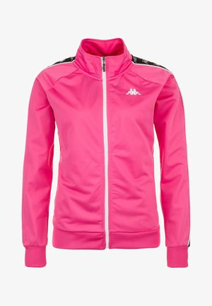 ELLEN - Training jacket - carmine rose