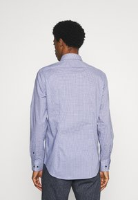 Tommy Hilfiger Tailored - MINI CHECK SLIM FIT - Shirt - navy/white - 2