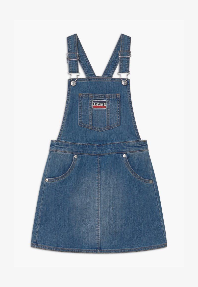 Levi's® - JUMPER - Denimové šaty - blue denim/blue