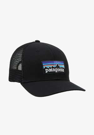 LOGO TRUCKER HAT - Cap - black