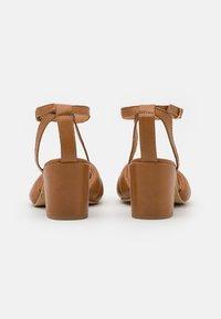 Pavement - BERNE - Sandals - tan - 3