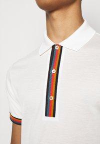 Paul Smith - GENTS - Koszulka polo - white - 5