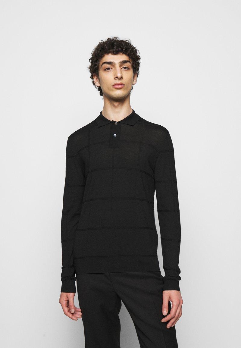 Emporio Armani - Pullover - black