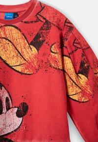 Desigual - MICKEY - Sweatshirt - red - 3