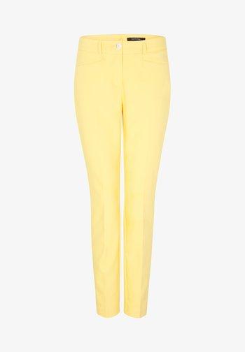 Trousers - lemon