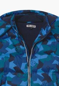 Re-Gen - Winter jacket - navy blazer - 3