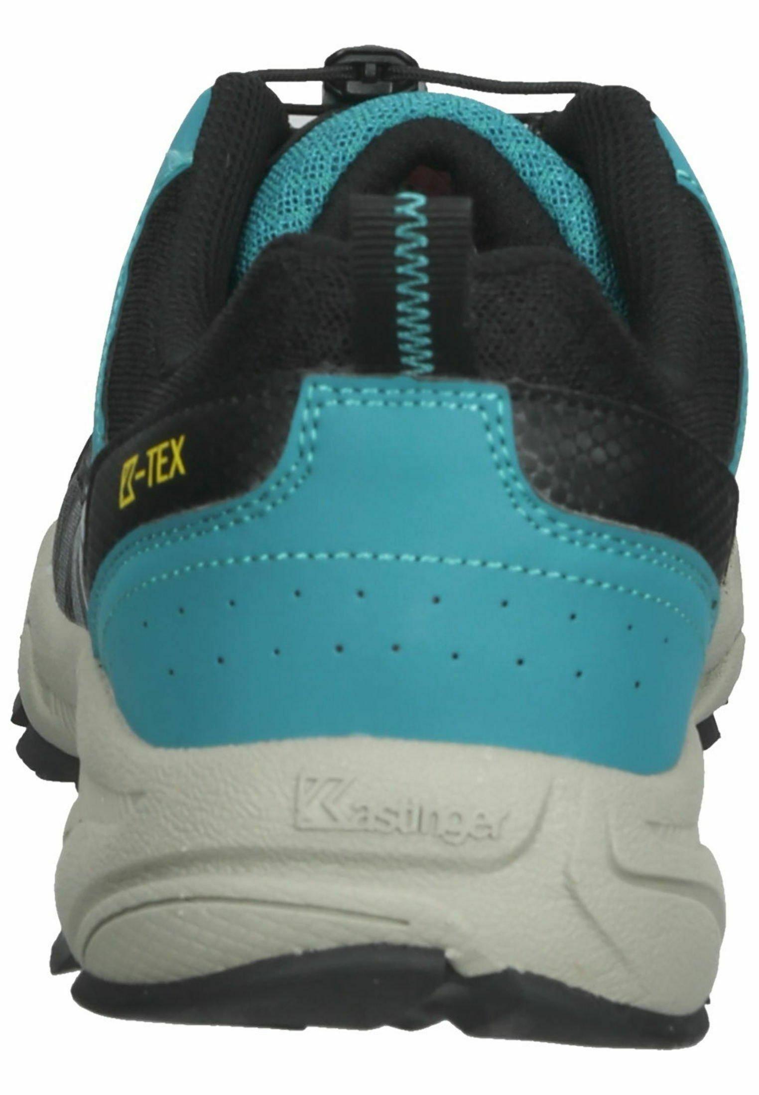 Herren Sneaker low - black/petrol