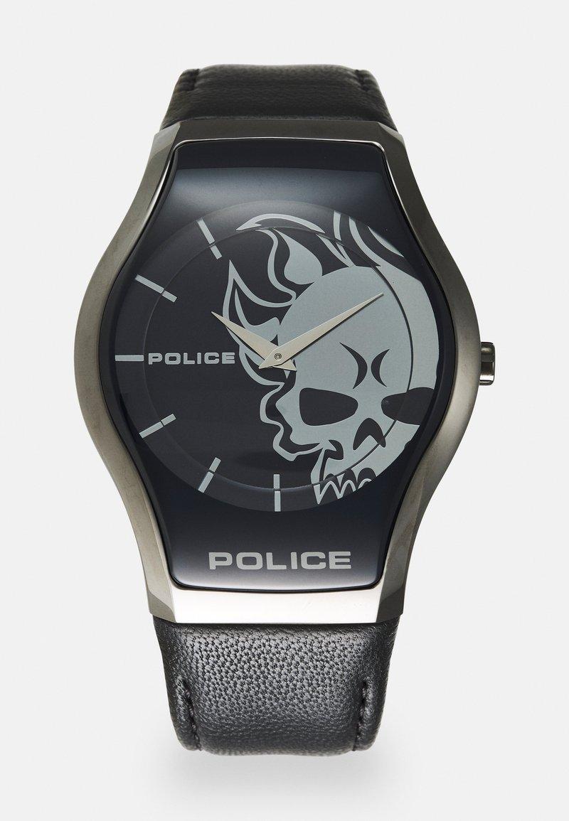 Police - SPHERE - Rannekello - black
