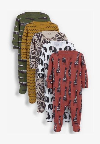 5 PACK - Sleep suit - multi-coloured