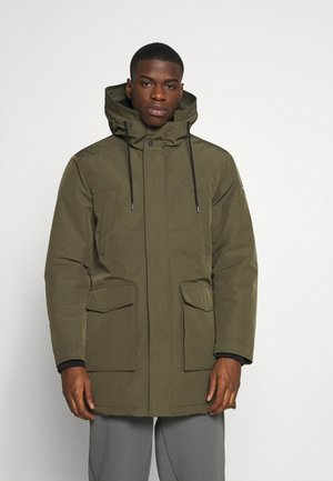 Winter coat - military