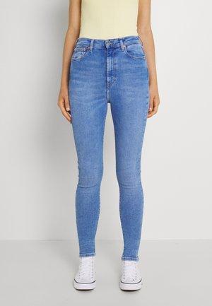 MELANY SKINNY - Skinny džíny - denim medium