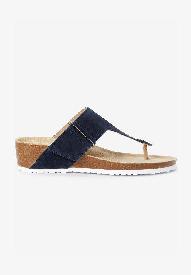 FOREVER COMFORT®  - Sandály s odděleným palcem - dark blue