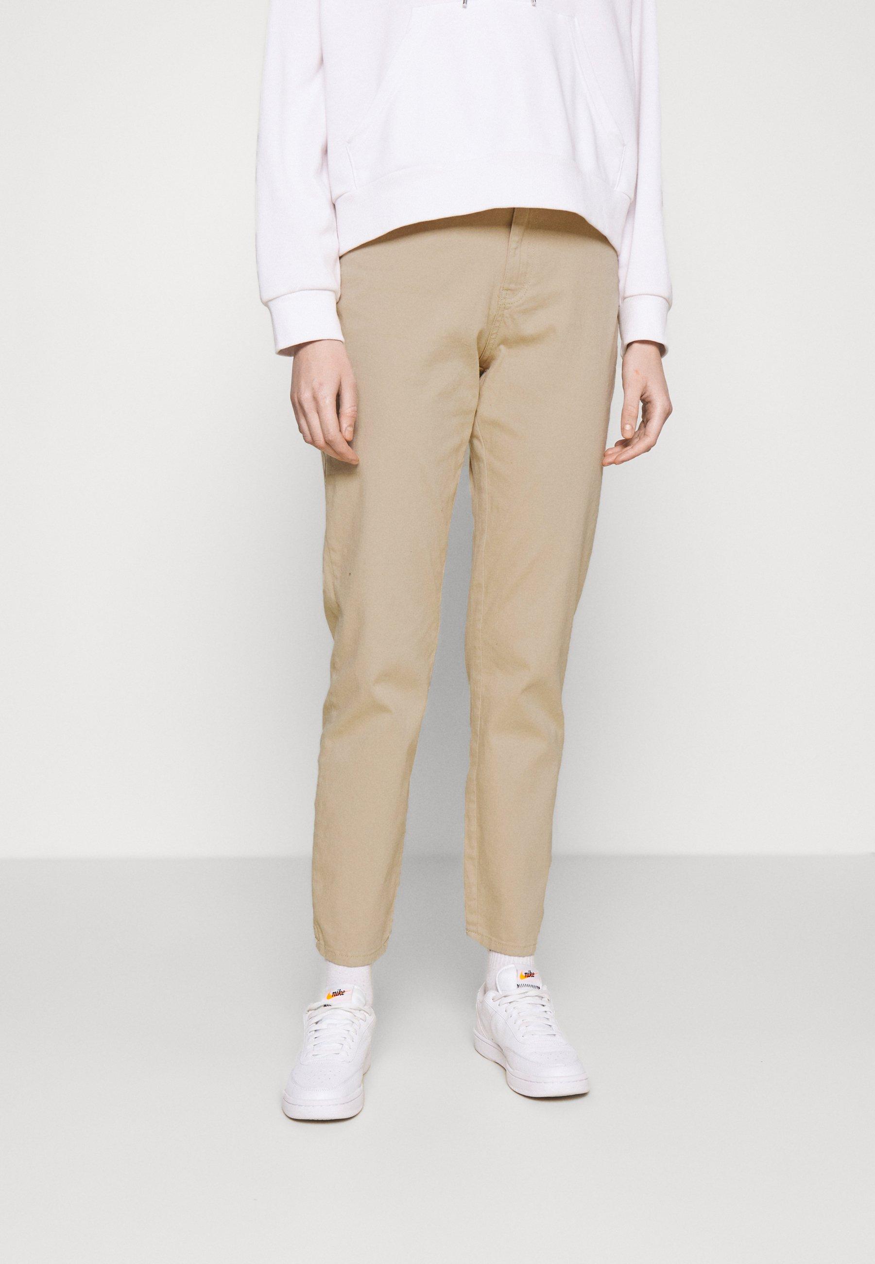 Women ONLVENEDA MOM PANT - Trousers