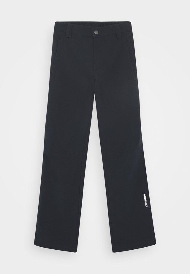 KABWE - Outdoor trousers - dark blue