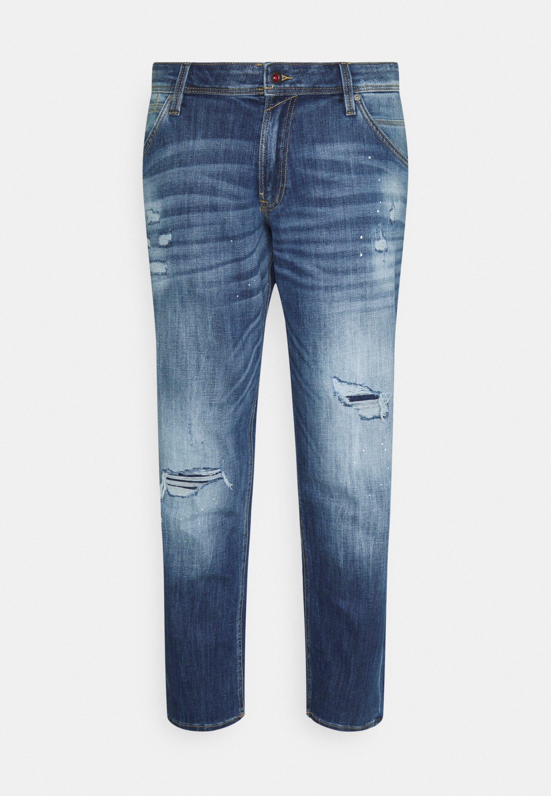 Men JJIGLENN JJFOX - Straight leg jeans