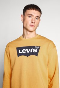 Levi's® - RELAXED GRAPHIC CREWNECK - Felpa - golden apricot - 4