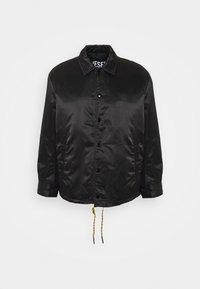 Diesel - J-FOOT GIACCA - Light jacket - black - 0