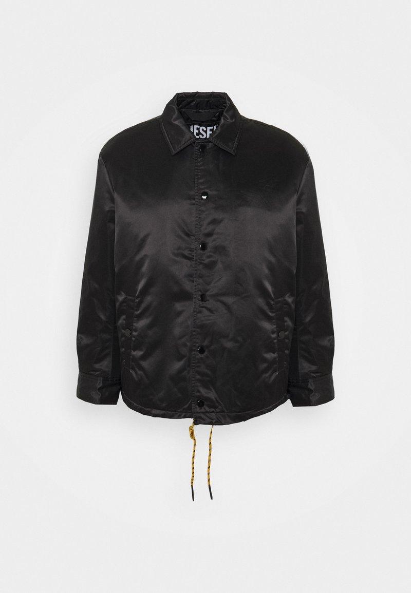 Diesel - J-FOOT GIACCA - Light jacket - black