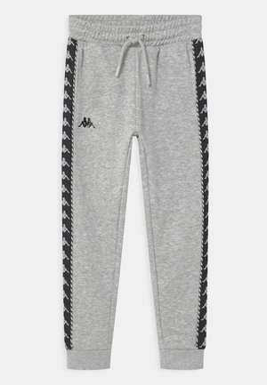 IRENEUS UNISEX - Tracksuit bottoms - mottled grey