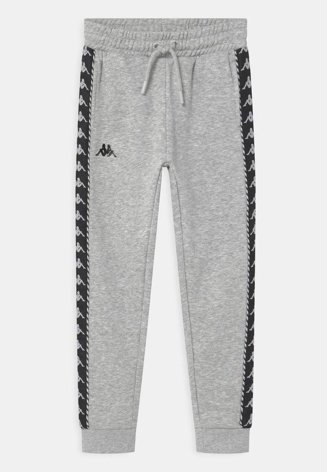 IRENEUS UNISEX - Pantaloni sportivi - mottled grey