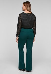Triangle - Trousers - dark green - 2