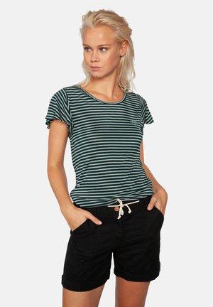 TAMARAMA - Print T-shirt - green/white