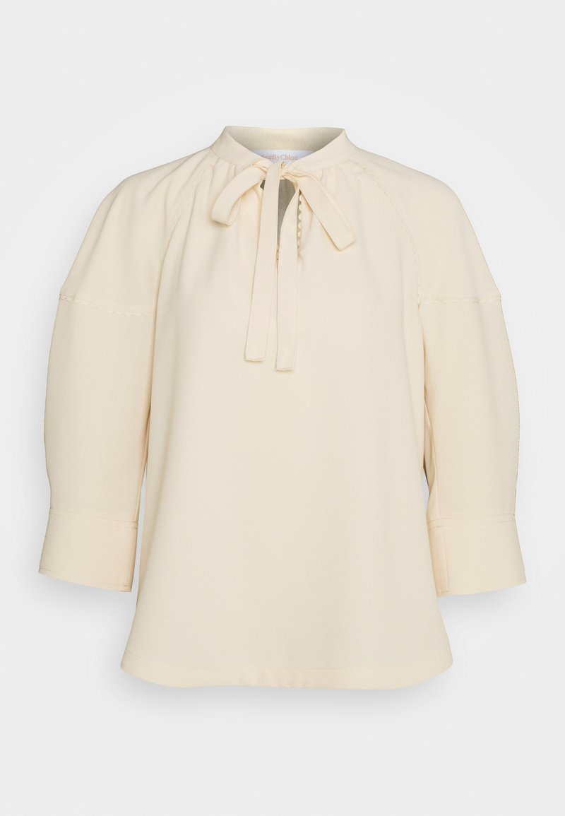 See by Chloé - Blouse - angora beige