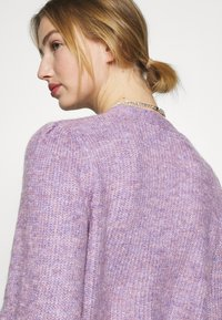 JDY - JDYDREA - Cardigan - lavender gray melange - 5