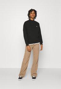 Dickies - OAKPORT HIGH NECK - Sweatshirt - black - 1