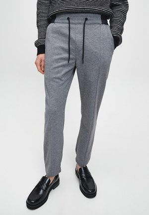 Jogginghose - mid grey heather