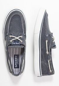 Sperry - BAHAMA CORE - Boat shoes - navy - 1