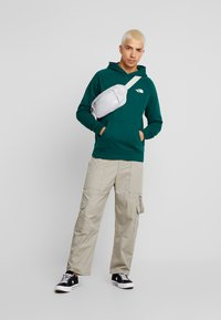 The North Face - REDBOX HOODIE - Mikina s kapucí - night green - 1
