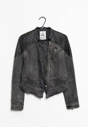 Denim jacket - grey