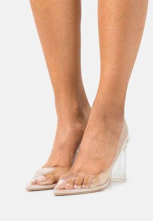 STELLAR - High heels - nude