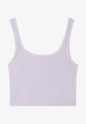 Toppi - purple