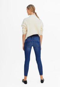 Mango - PITIMAT-I - Jeansy Skinny Fit - blue - 2