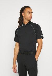 adidas Golf - BRAIDED  - Pásek - black - 0