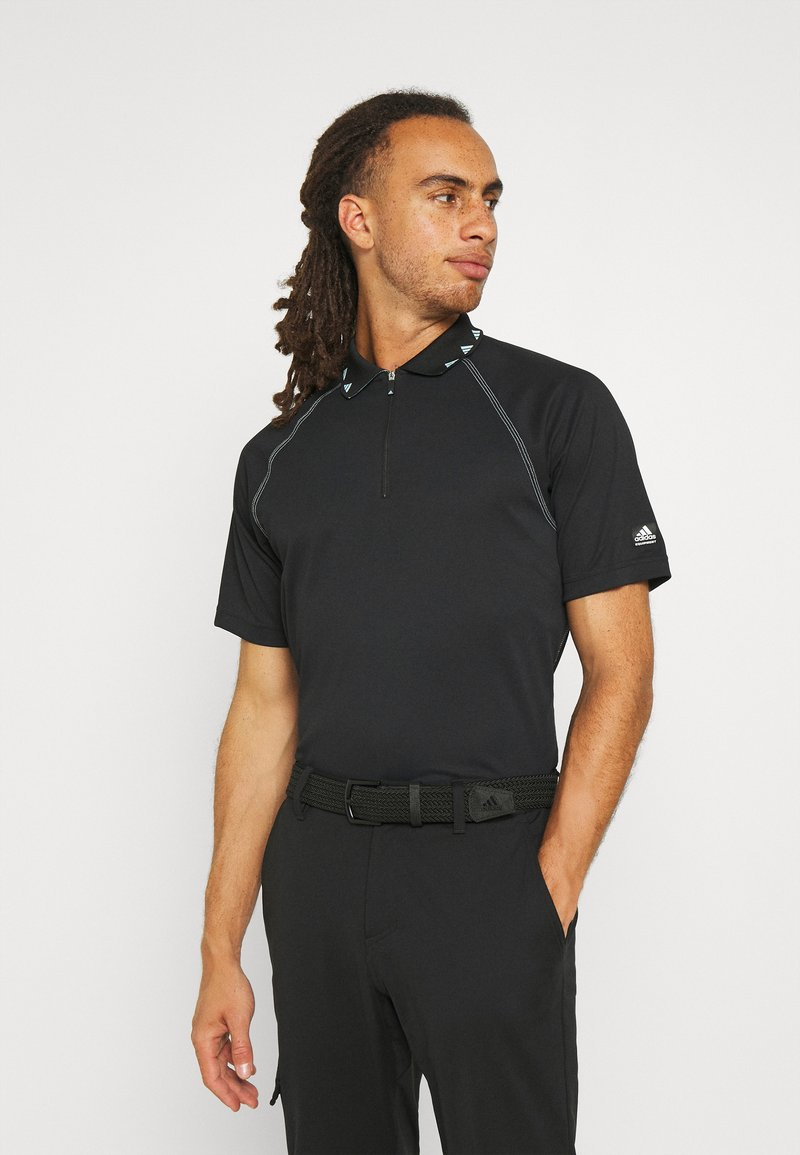 adidas Golf - BRAIDED  - Pásek - black