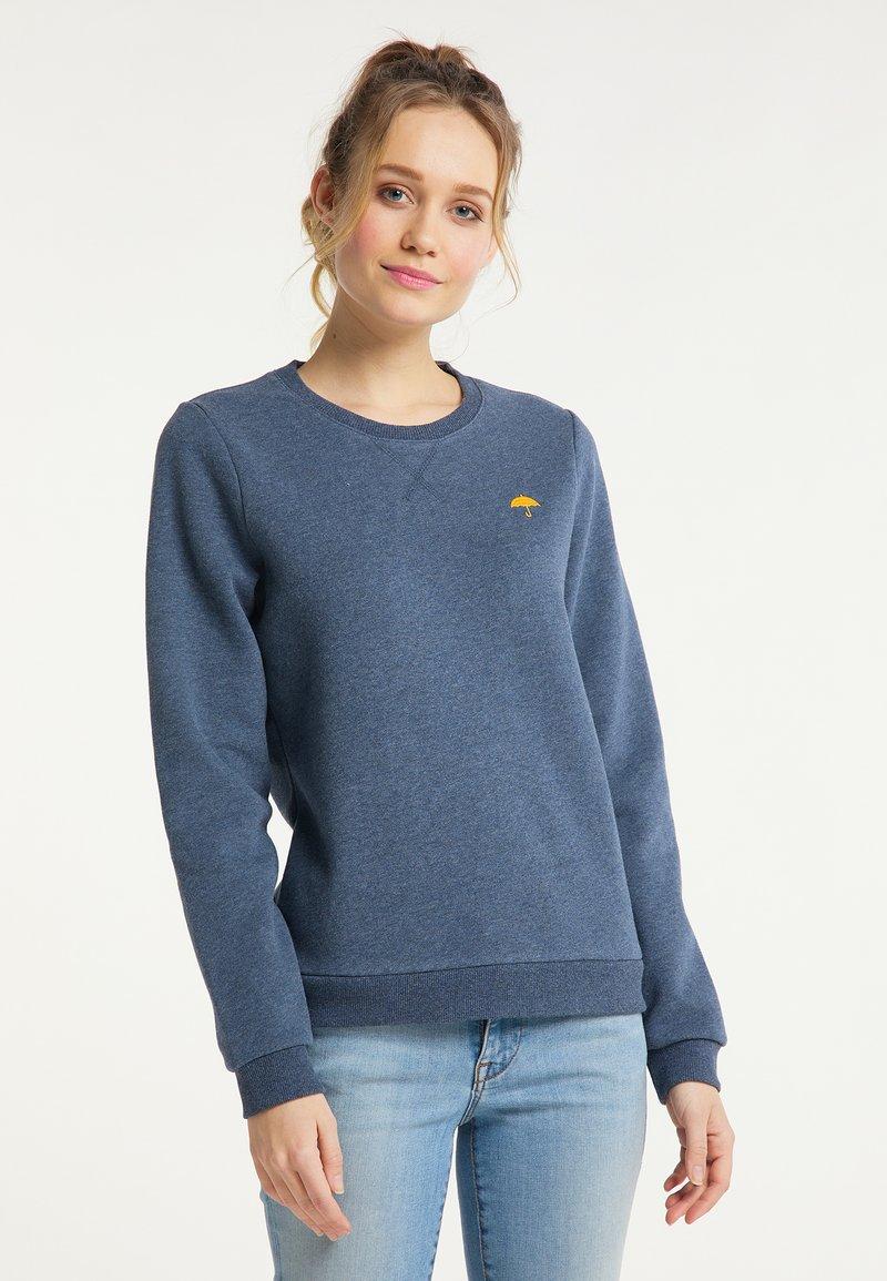 Schmuddelwedda - Sweatshirt - marine melange
