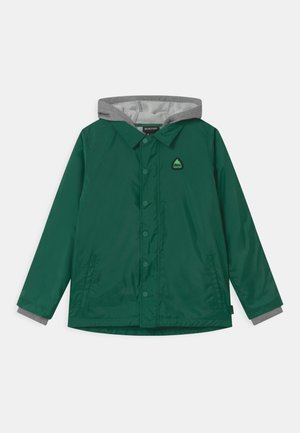 RIPTON COACHES 2-IN-1 UNISEX - Outdoor jacket - antique green/gray heather