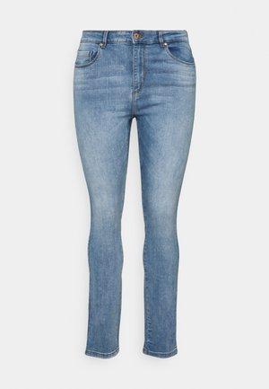 CARFONA LIFE - Jeans Skinny Fit - light blue denim