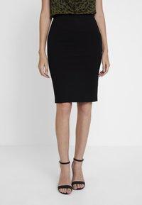 Modström - TANNY SKIRT - Pencil skirt - black - 0
