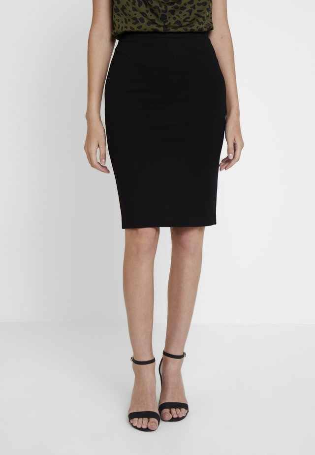 TANNY SKIRT - Blyantnederdel / pencil skirts - black