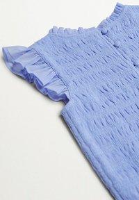 Mango - DEMIT-A - Print T-shirt - violet clair pastel - 2