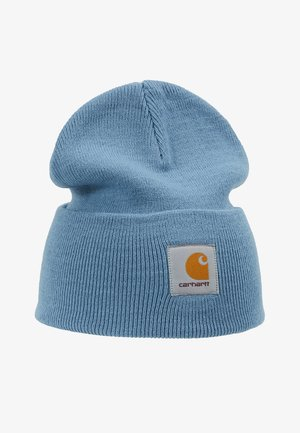 WATCH HAT UNISEX - Beanie - acrylic cold blue