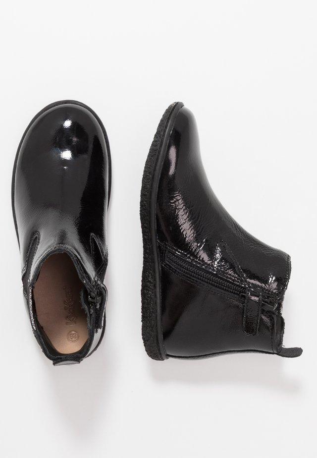 VERMILLON - Bottines - shiny black